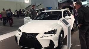 lexus gs concept 2018 lexus lch hybrid san fran auto show concept car 150k youtube