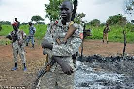 south sudan says reporters embedded in rebels are targets daily