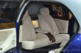 limousine bentley bentley mulsanne grand limousine by mulliner cooler box at 2016