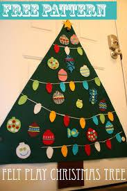 best 25 felt tree ideas on pinterest christmas tree with