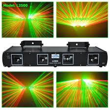 4 rg stag laser light projector l2500 china manufacturer