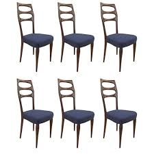 Mid Century Modern Furniture New York by Set Of Six Elegant Mid Century Dining Chairs U2014 Gaspare Asaro