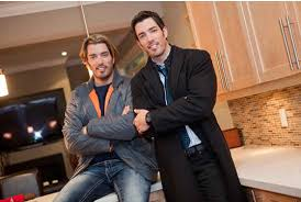 Drew And Jonathan Property Brothers Drew And Jonathan Hgtv Hooked On Houses