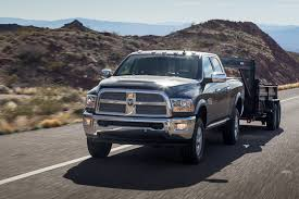 dodge ram truck gas mileage 2017 ram 2500 diesel proves its fuel economy prowess
