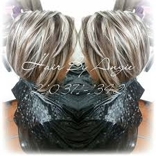 grey hair highlights and lowlights grey hair highlights lowlights 4k wallpapers