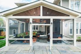 how much does it cost to replace the screens on a screened porch