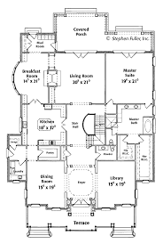 traditional british house plans