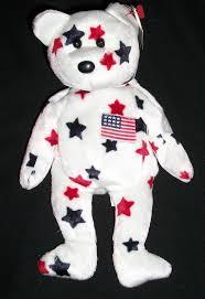dolls u0026 bears bears find cuddle barn products online at ah ty beanie baby babies glory the patriotic bear america freedom