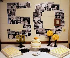 gifts for 50th wedding anniversary decoration ideas for 50th wedding anniversary wedding
