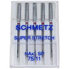 Baby Lock Blind Hemmer Bl101 Serger Needles Schmetz Hax1sp 5pk Sewing Parts Online