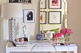 Work Desk Decoration Ideas 12 Chic Ways To Decorate Your Desk Porch Advice