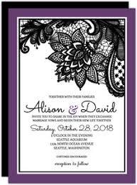 Wedding Invitations Purple Cheap Wedding Invitations Invite Shop