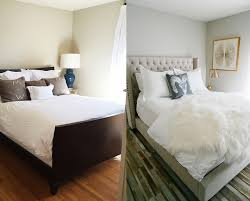 Before And After Bedroom Makeover Pictures - bedroom makeover