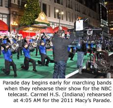marching 2014 macy s thanksgiving day parade marching bands