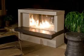 american fyre designs manhattan linear fireplace shopfireplace com