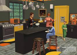 sims kitchen ideas the sims 2 kitchen bath interior design stuff images gamespot