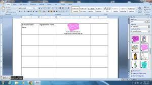 soap label template templates memberpro co