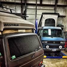 volkswagen vanagon lifted northwest european vanworks