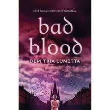 Wildfire Edinburgh Book by Bad Blood By Demitria Lunetta