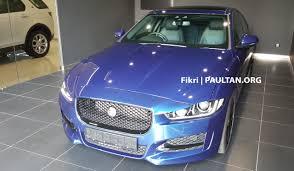 subaru showroom malaysia spied jaguar xe 2 0 r sport in malaysia rm360k est
