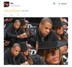 Beyonce And Jay Z Meme - beyonce checks jay z s phone at the brooklyn nets game bossip