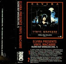 cemetery instrumental soundtrack halloween background sounds sicko psychotic elvira u0027s music macabre discography