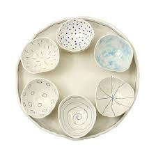 mix it up seder plate by btw ceramics
