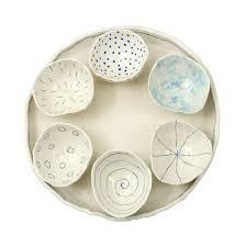 modern seder plate mix it up seder plate by btw ceramics