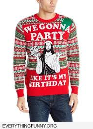 sweater jesus we gonna like its my