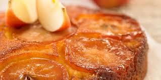 cuisine gateau aux pommes gâteau aux pommes caramélisé facile et pas cher recette sur