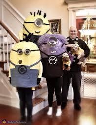 Gru Halloween Costume Gru Minions Despicable Family Costume