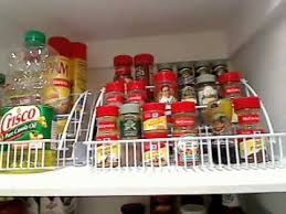 How To Organize Your Kitchen Pantry - how to organize your pantry youtube