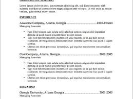 free sample resume templates breakupus fascinating free sample resume template cover letter and breakupus heavenly more free resume templates primer with appealing resume and mesmerizing action words resume also