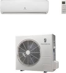 Wall Mount Heat And Air Unit Friedrich M36yj 33 000 Btu Single Zone Wall Mount Ductless Split