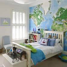 world map wallpaper boys bedroom ideas design u0026 decorating