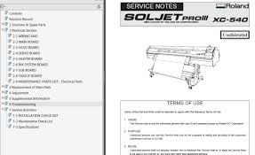 service note roland vs confidential printroot forums