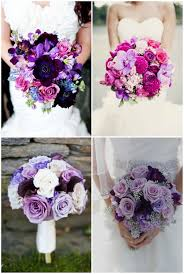 wedding bouquet ideas top 20 gorgeous purple wedding bouquet ideas wedding media