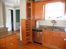 Wooden Kitchen Pantry Cabinet Kitchen Wonderful Collection Of Large Pantry Cabinet For Your