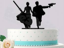wars wedding cake topper glamorous wars themed wedding cake toppers various wedding