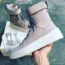 with box fog fear of god shoes men winter boots owen winter shoes