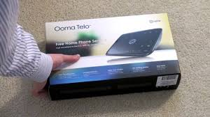 unboxing the ooma telo voip system youtube