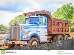 old kw trucks for sale vintage kenworth dump truck editorial stock image image 69380779