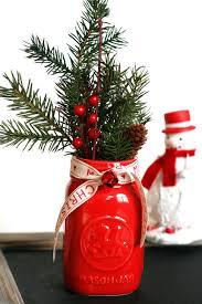 mason jar christmas centerpiece 16 modern easy diy ideas