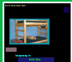 build your own wood bunk beds 194723 the best image search