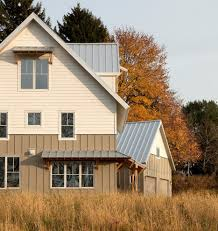 clapboard for a farmhouse exterior with a high performance and