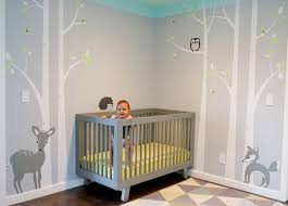 Nursery Decor Baby Nursery Ba Nursery Decor Room Themes Design Ideas Project
