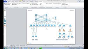 Home Floor Plan Visio by Easily Creating Visio Diagram