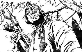 Call Of Duty Black Ops Coloring Pages Coloring Pages Kids Call Of Duty Black Ops Coloring Pages