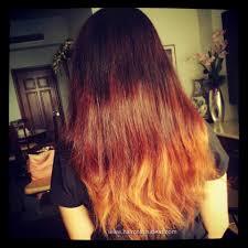 Colors To Dye Brown Hair Brown Hair Blonde Dip Dye Hair Colors Ideas