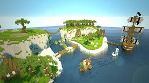 Wind Waker Map The Legend Of Zelda Outset Island Minecraft Project
